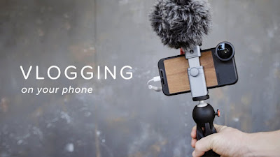 Top 5 best phone for vlogging 2020 | Hitech World