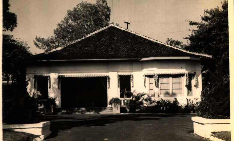 Rumah Pembacaan Proklamasi Ternyata Milik Keluarga Keturunan Arab