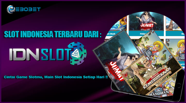 GAME SLOT TERBARU : IDNSLOT ( IS )