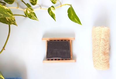 Receta de jabón casero de carbón activado de coco