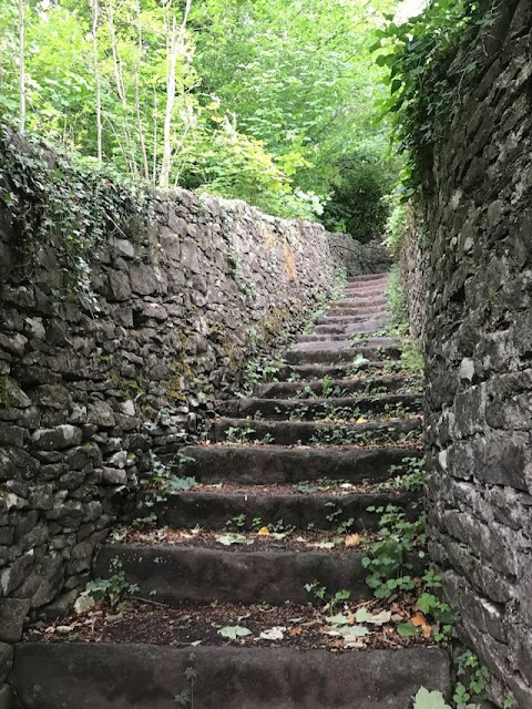 Kendal stairs