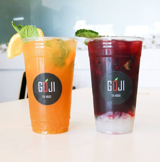 Ends Dec. 11 | Newly Opened Goji Tea House In Cerritos Offers BOGO Free All Drinks