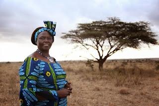 Awesome Kenyan Woman Dr. Wangari Maathai