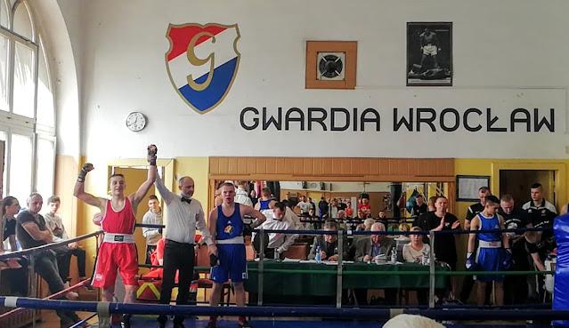 boks,Gwardia,Wrocław,sobota bokserska,pięściarstwo,sport