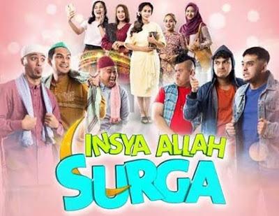 Sinopsis Insya Allah Surga Rabu 20 Mei 2020 - Episode 28