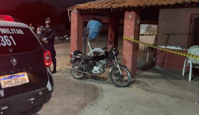 Violência sem controle em Sobral: Homossexual é executado no distrito Pedra de Fogo