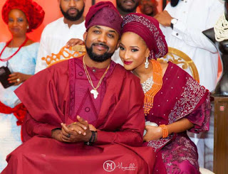 See The Expensive Gift Banky W Got His Wife, Adesua Etomi That Is Making Her Go Crazy On Social Media