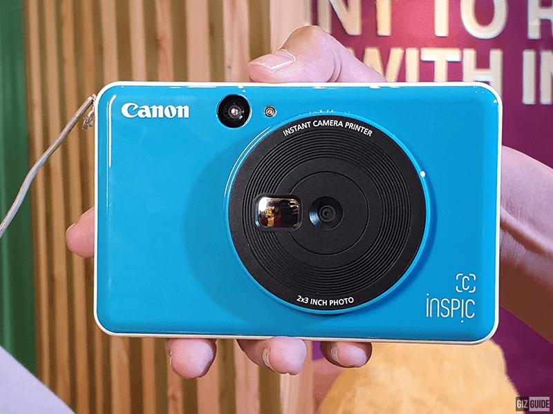 iNSPiC C Instant Camera