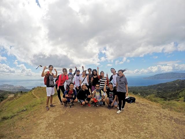 (c) Rizza Salas x Gulugod Baboy side trip to Fortalez / Oscar Island DIY Event