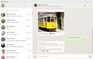 download whatsapp for pc and mac and chat