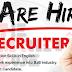 Walk in interview for HR Recruiter