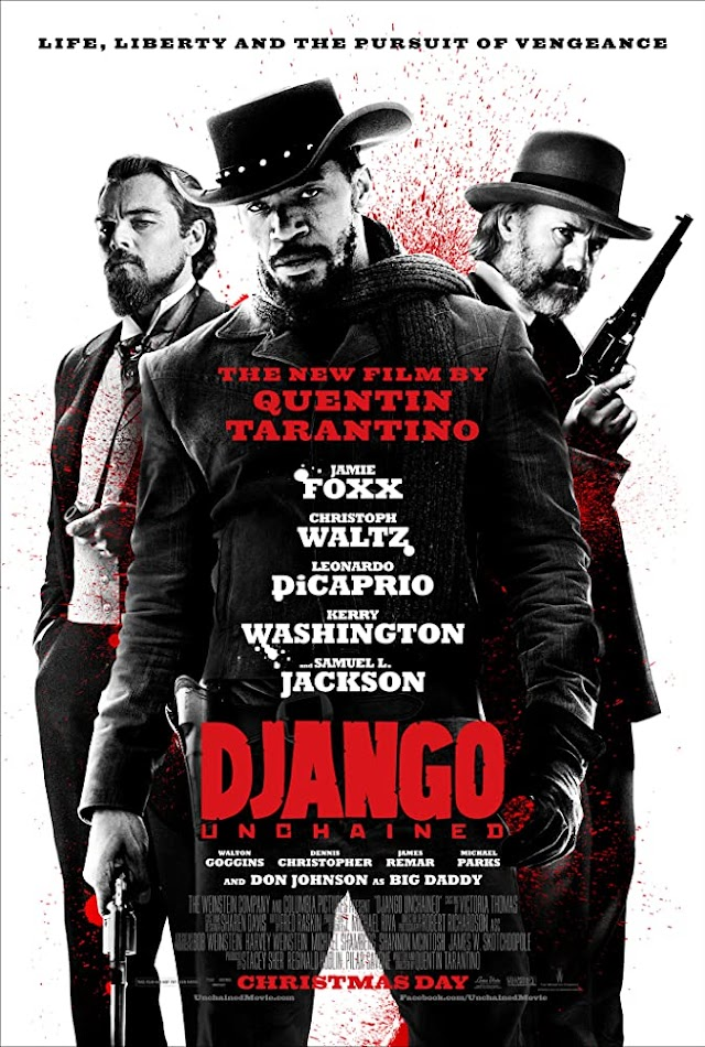 Django Unchained 2012 x264 720p Esub BluRay Dual Audio English Hindi GOPI SAHI