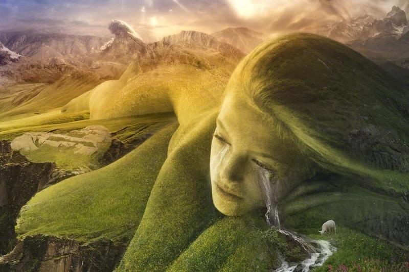 Gaia: A Grande Mãe Terra da Mitologia Grega