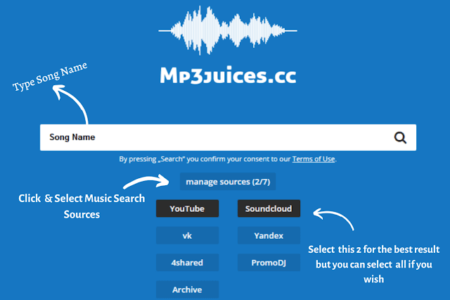 How to download Music from Mp3 juice