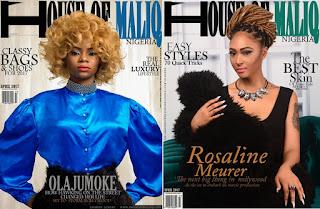 House of Maliq magazine