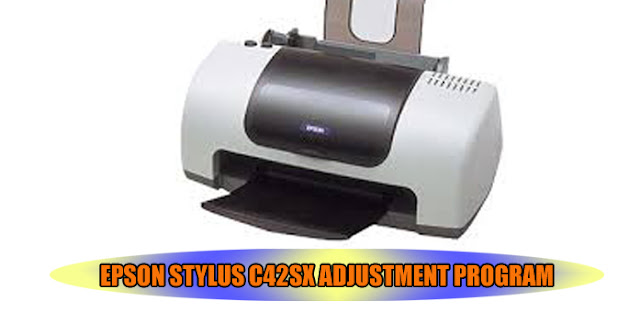 Epson Stylus C42SX Printer Adjustment Program