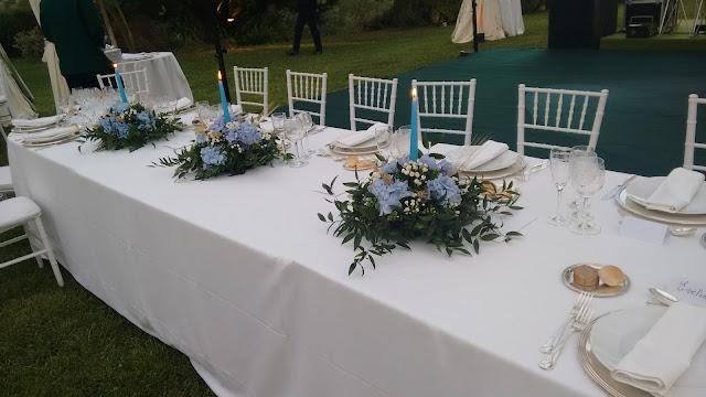 Marzia Giorgi Costa Flower Design: Allestimento Estate