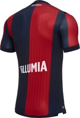 ボローニャFC 2018-19 ユニフォーム-ホーム