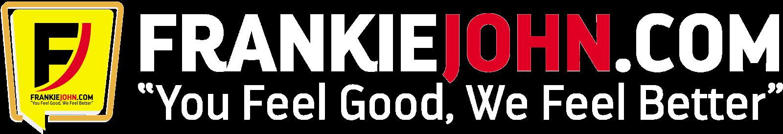 FrankieJohn.com Official Logo