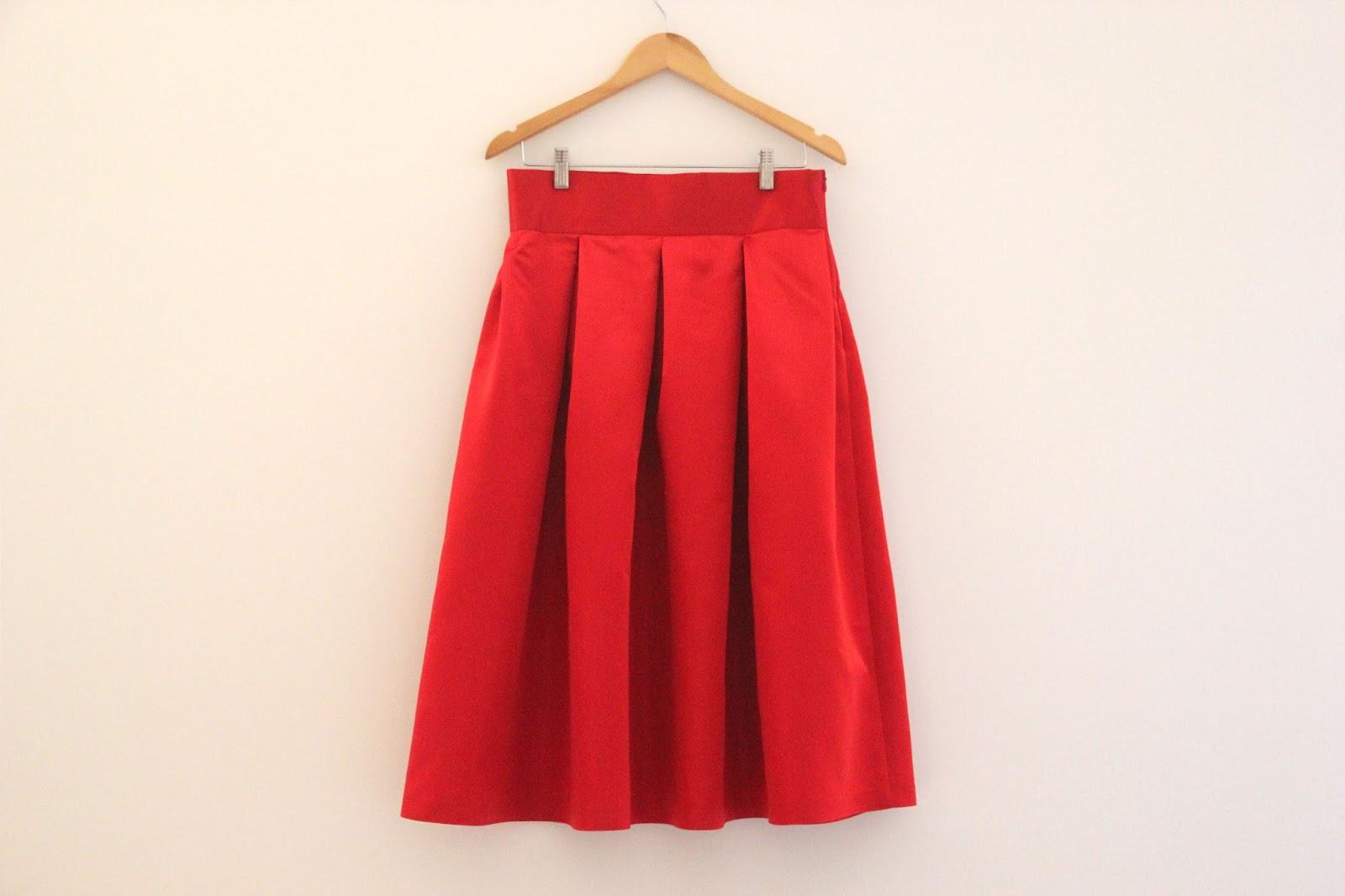 d7bf2b25752 diy tutoriales patrones falda midi valentino como hacer blog costura