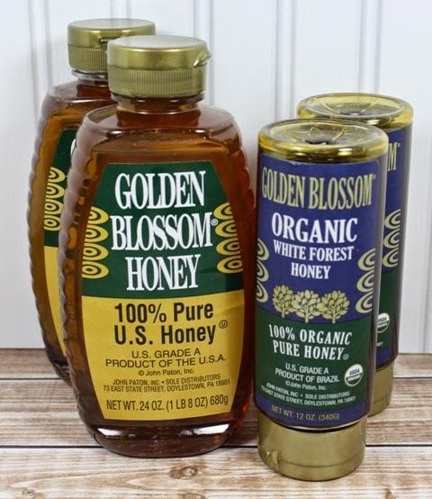 Giveaway! Golden Blossom Honey Planet Weidknecht