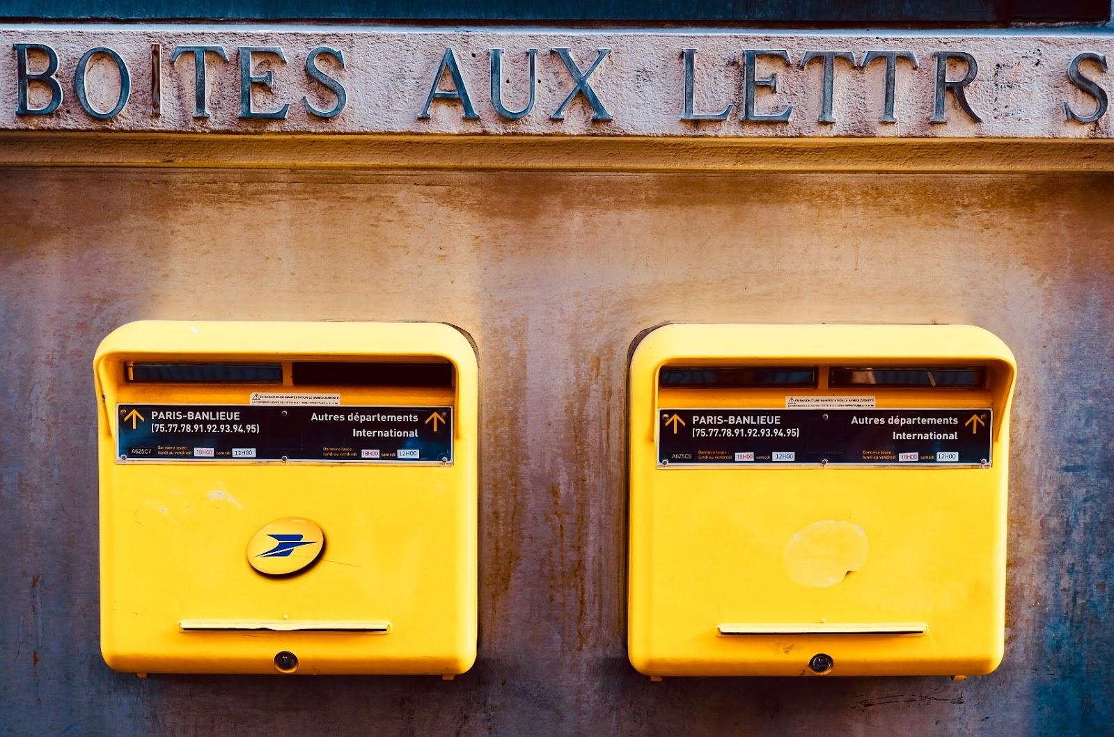Vol dans les boîtes aux lettres: faut-il se méfier de ceux qui distribuent des prospectus?