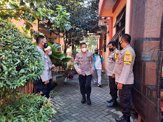 Hari Bhayangkara ke-75, Polres Loteng Gelar Vaksinasi Massal ke Seluruh Kecamatan