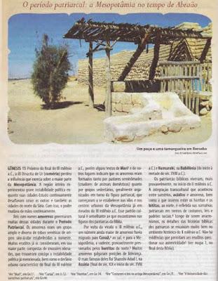 biblia estudo arqueologica antigo testamento danilo moraes