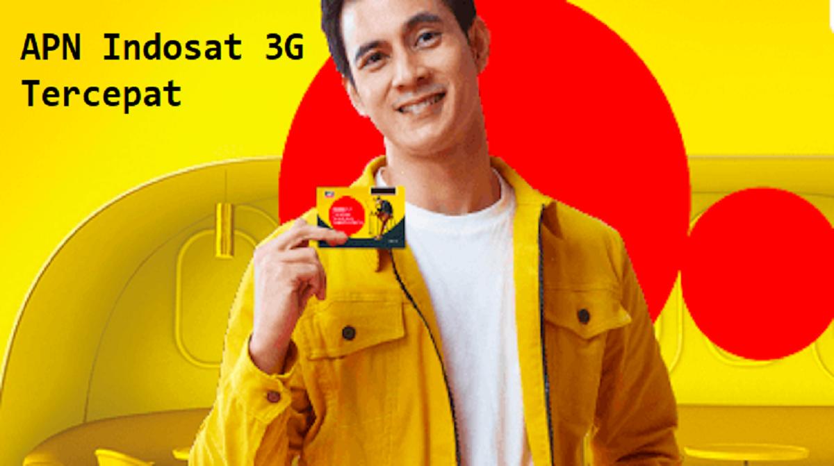 APN Indosat 3G Tercepat