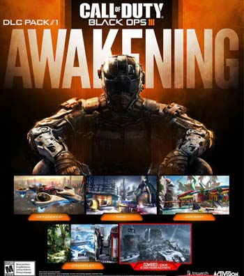 Call of Duty Black Ops III Awakening DLC Download for PC RELOADED