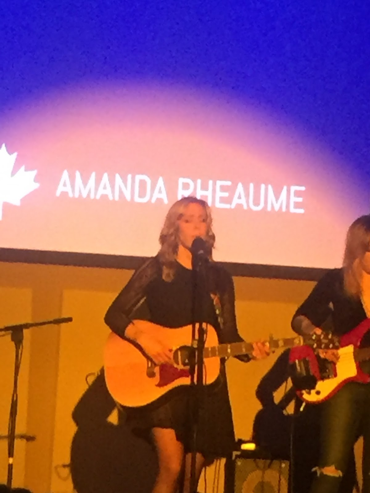 Three Chords And The Truth Uk Amanda Rheaume Storges Hall