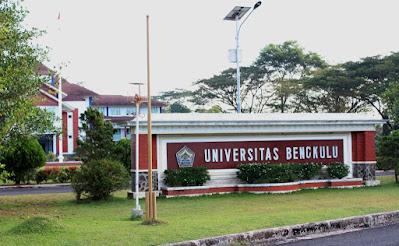 Jurusan Universitas Bengkulu – Daftar Fakultas dan Program Studi serta Fasilitas Kampus