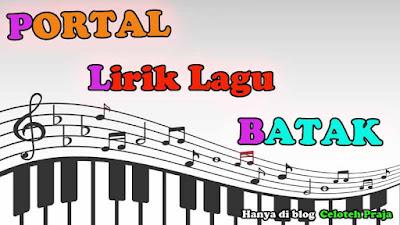 Lirik Lagu Batak, Boru Ni Raja |Ganggu Do Pingkiranku |Aha Dope Nahurang By Trio Lamtama