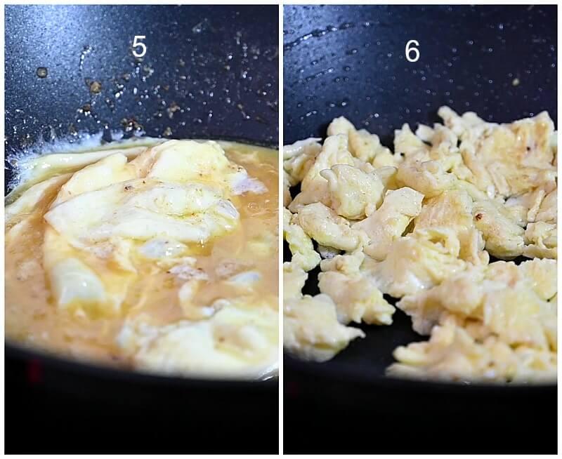 how to make thai pineapple fried rice
