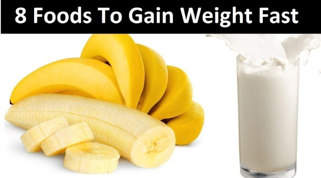 8 Best Foods to Help You Gain Weight Fast