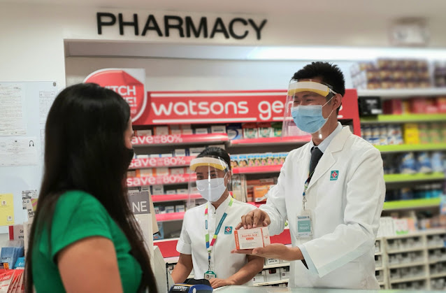 Need some health information? Go to your Watsons pharmacist. Watsons Philippines has a strong network of 1,436 pharmacists nationwide. They are professionally trained on healthcare and a reliable source of opinion to alleviate pressure on public health system.