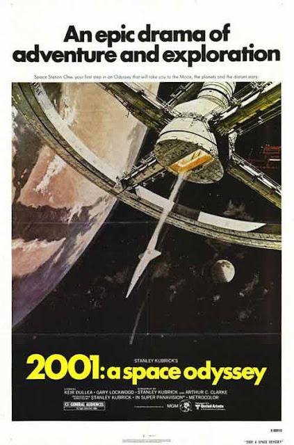 للأذكياء فقط.. أفلام يصعب فهمها واستيعابها من طرف الجمهور العادي فيلم 2001 A Space Odyssey 1968