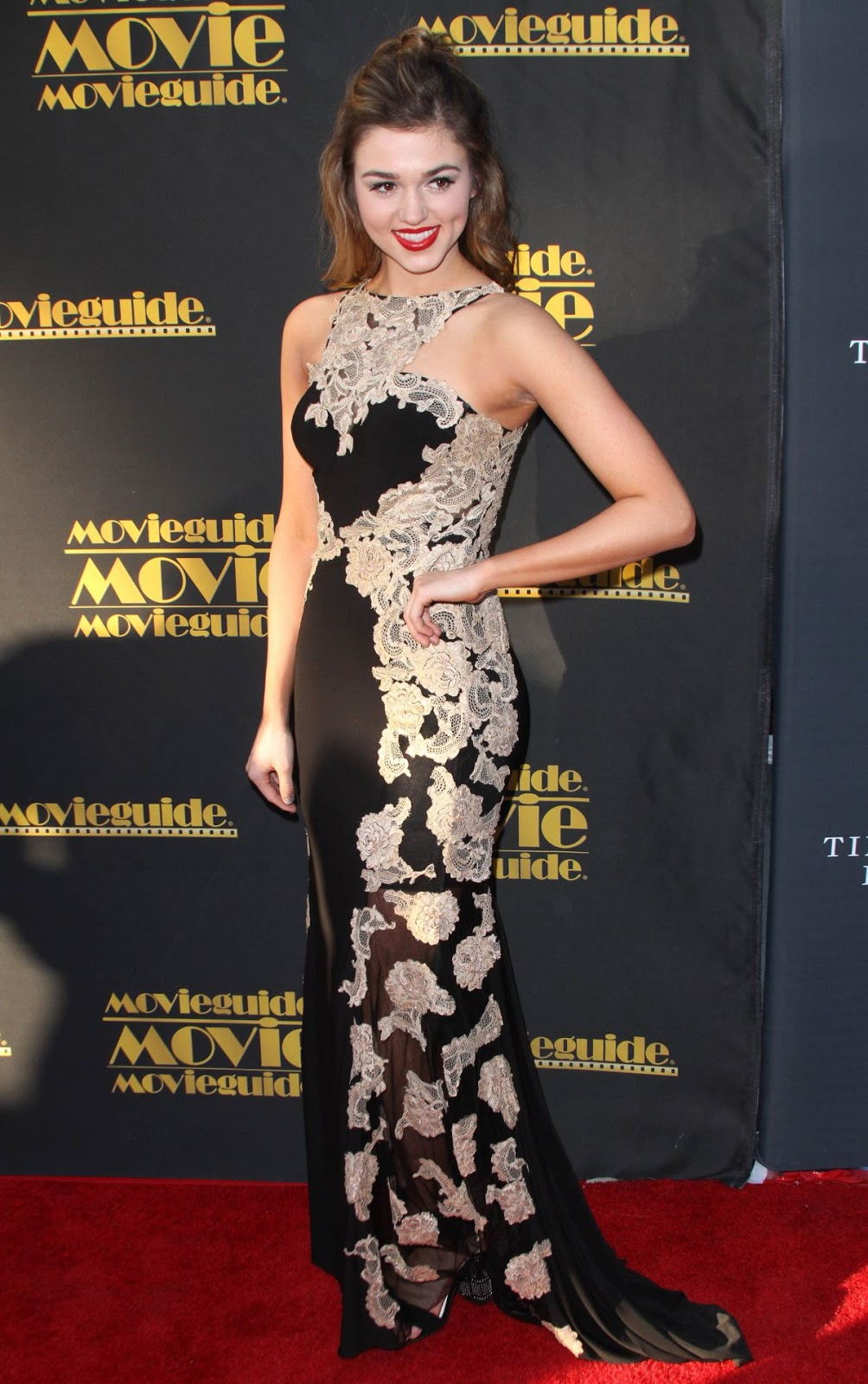 Sadie Robertson Photos - 24th Annual Movie Guide Awards 2016 in Los Angeles