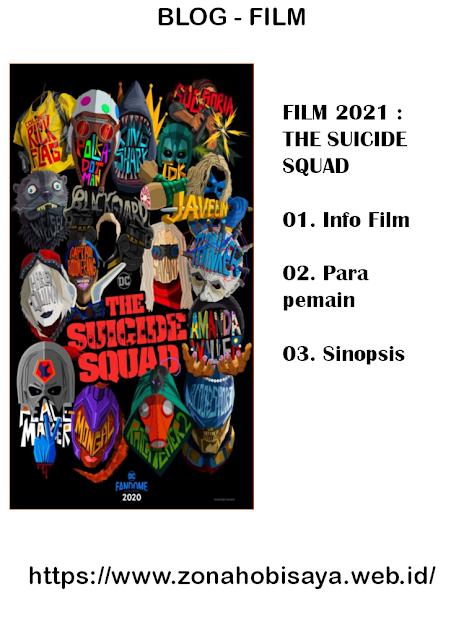 FILM 2021 : The Suicide Squad