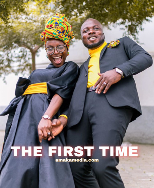 The First Time Tag _ Couple