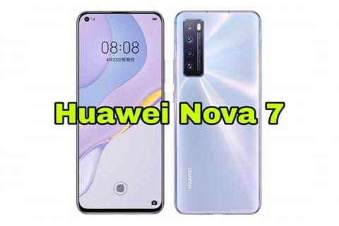 مميزات هاتف هواوي نوفا 7 Huawei Nova