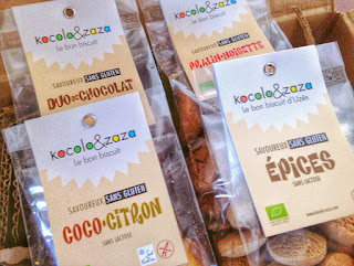 Les savoureux sans gluten - Kocolo & Zaza