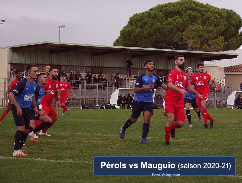 ES Pérols vs Mauguio