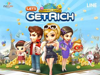 get rich games