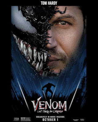 Venom Let There Be Carnage Movie Poster 8