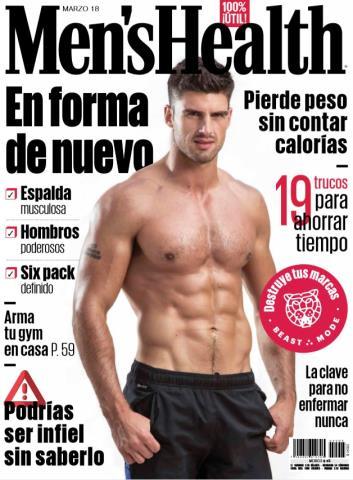 Men's Health en Español, en forma de nuevo -