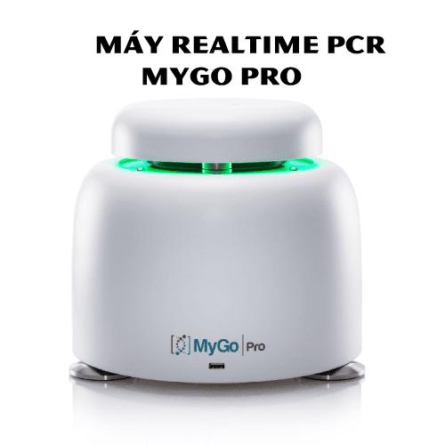 Realtime PCR Mygo Pro 32 mẫu