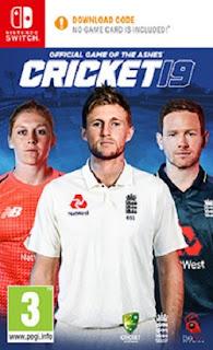 Cricket 19 Switch NSP