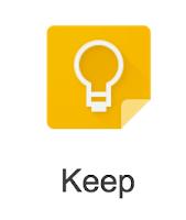 Google Keep Logo