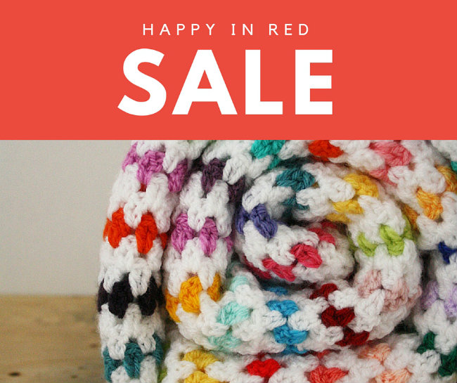 Happy in Red Summer Sale 2016